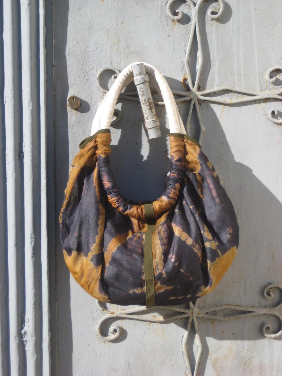 Spring 2011. Mauritania Gypsy Sacks....get 'em on etsy! $85