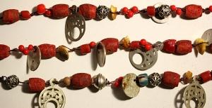 Coral Collection Mushmina jewlery