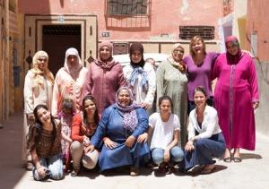 Mushmina Flying Camel Team-Morocco