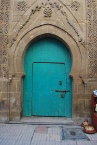 Turq door (2)
