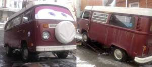 VW Westfalia Camper