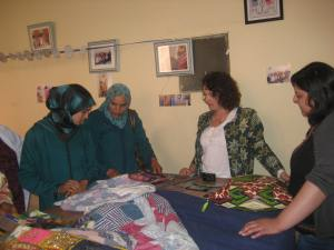 Clare's patchwork workshop (1)