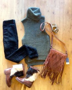 Fur and Fringe