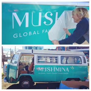 Mushmina VW Bus