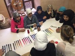 Mushmina sisters at EBF Workshop (10)
