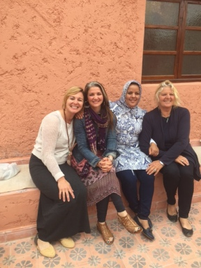 Mushmina sisters at EBF Workshop (5)