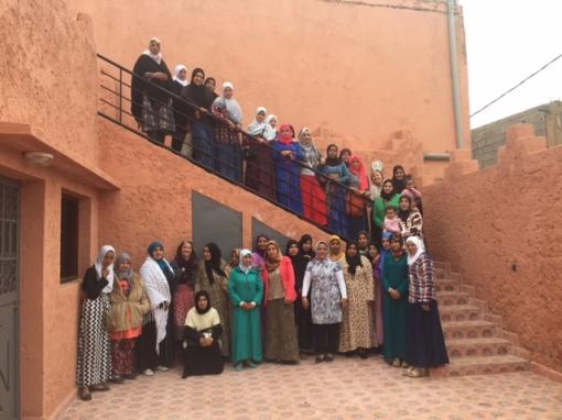 Mushmina sisters at EBF Workshop (6)