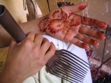 Weaver's Hand