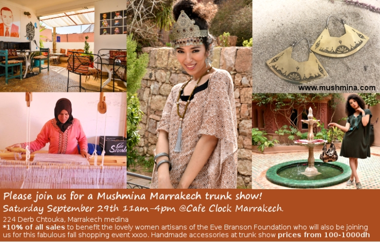 EBF-Mushmina- Cafe Clock promo