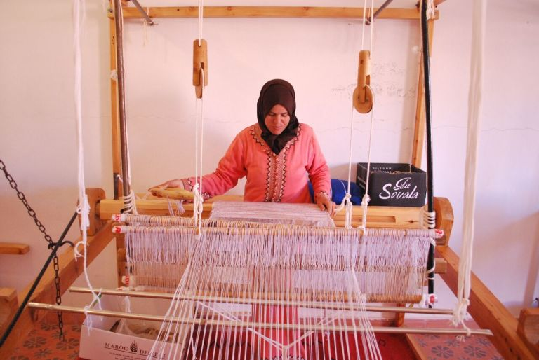 EBF weaver
