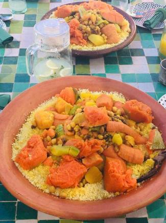 Mushmina couscous
